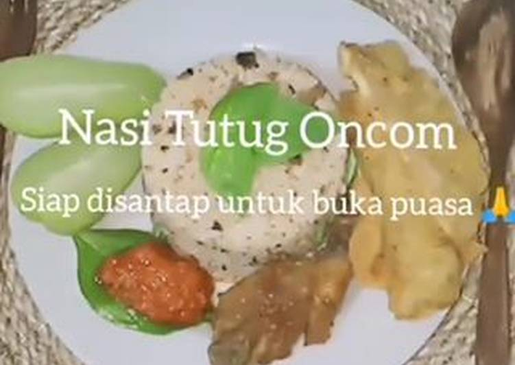 Nasi Tutug Oncom Anti Gagal!