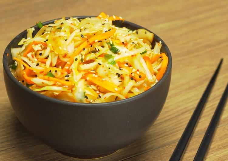 чимча рецепт из белокочанной капусты