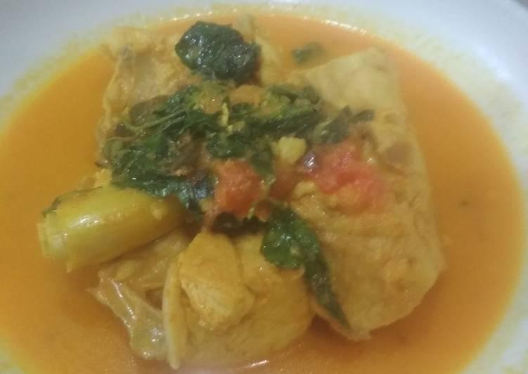 Resep Ayam Woku Kemangi irit anti gagal