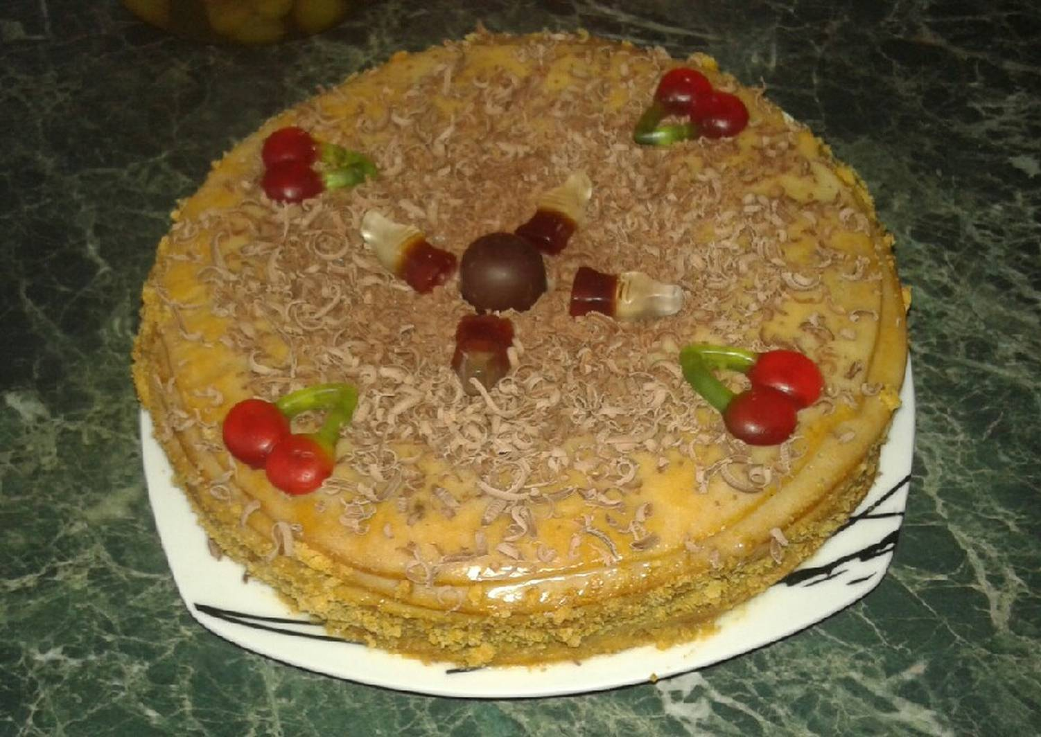 Торт медовик ангарский рецепт с фото