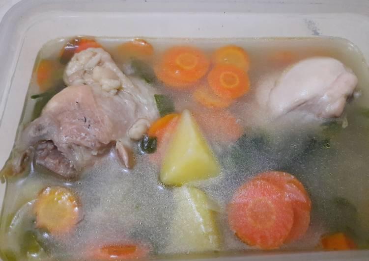 Sop Paha Ayam