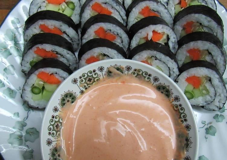 Recipe of Super Quick Homemade Spicy Sriracha Sauce
