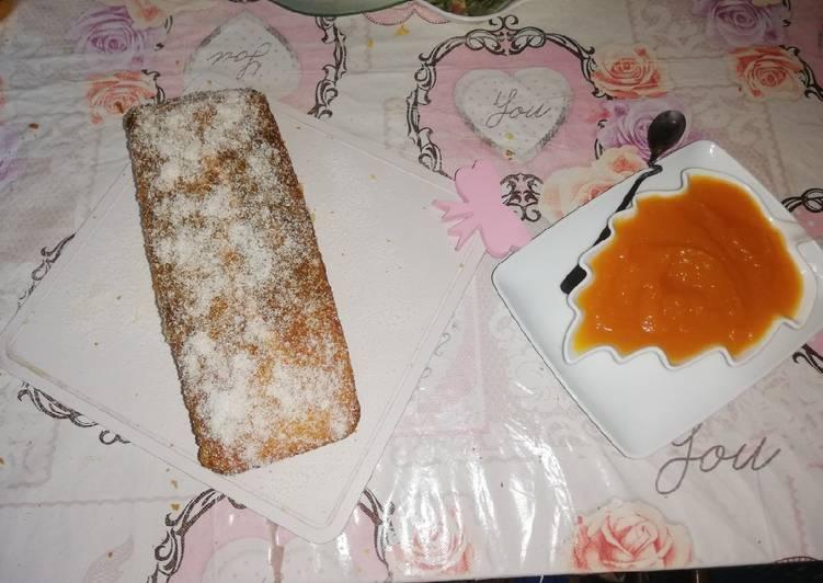 Cake au jus d'orange