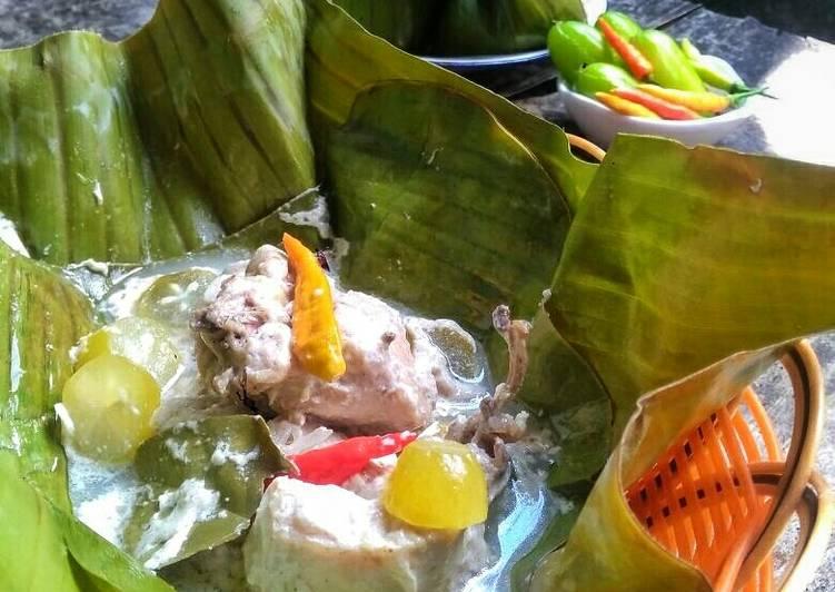#Garang Asem Ayam