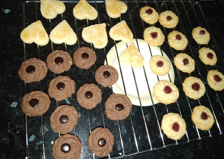 Homemade Cookies Recipe By Baking Lover Cookpad
