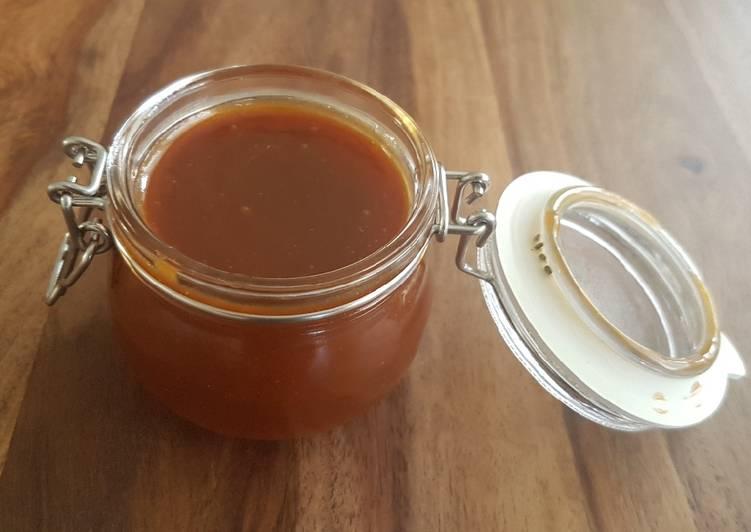 Comment Cuisiner Caramel beurre salé
