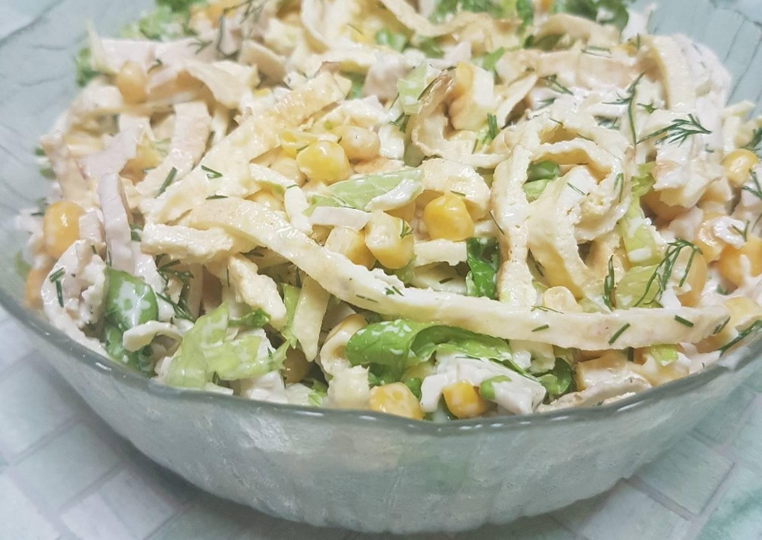 отличие наших легкие нежные салаты рецепты с фото этом году