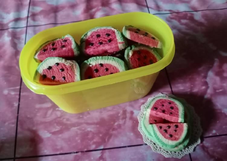 Kue kering Semangka