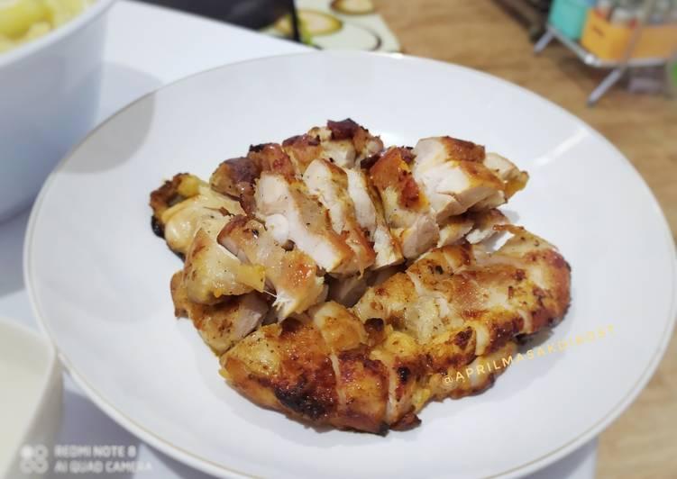 43. Ayam Panggang Nikmat