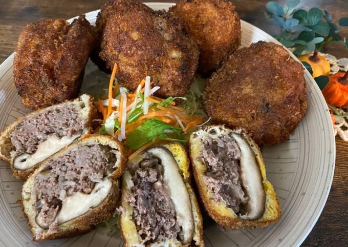 Shiitake Mushroom and Beef Fry