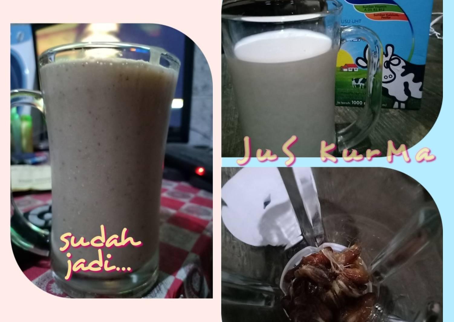 Minuman Ramadhan Jus Kurma