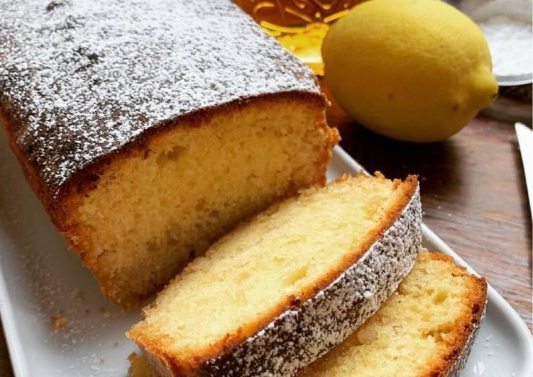 Comment faire Préparer Appétissante ☆Cake au Citron Confit, Gingembre et Whisky☆