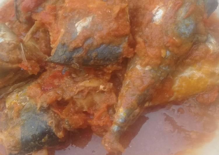 Recipe of Favorite Fish pepper soup