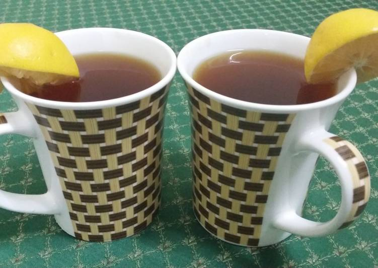 Foods That Can Make Your Mood Better Lemon Tea