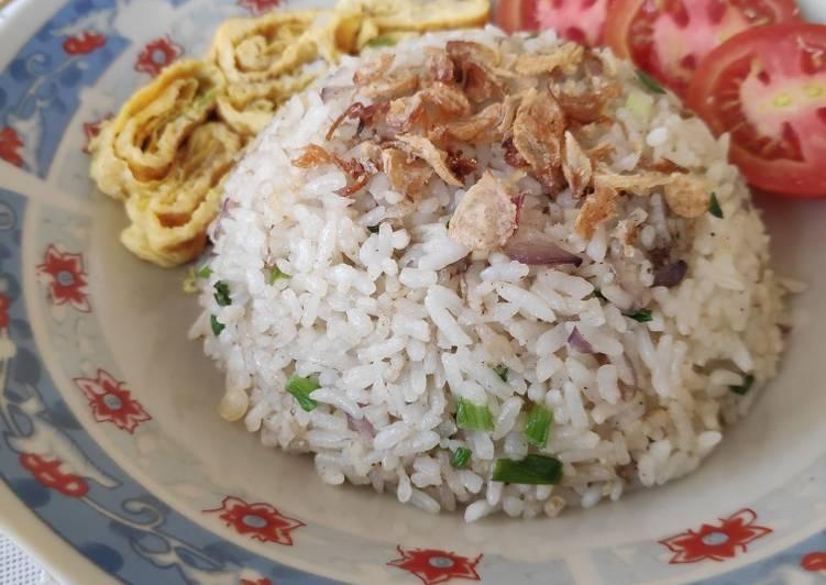 Resep Nasi Goreng Jadul Top