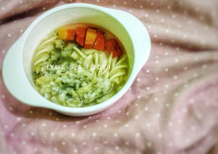 Sayur Sop (simple banget)