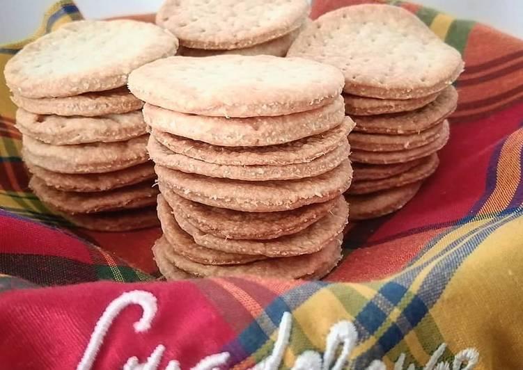Comment Servir Biscuits Salés