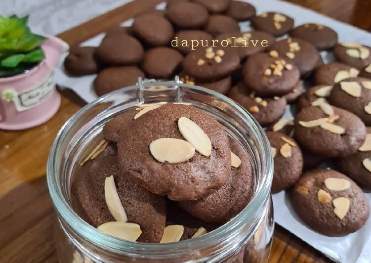 Chocolate Cookies Kue Coklat