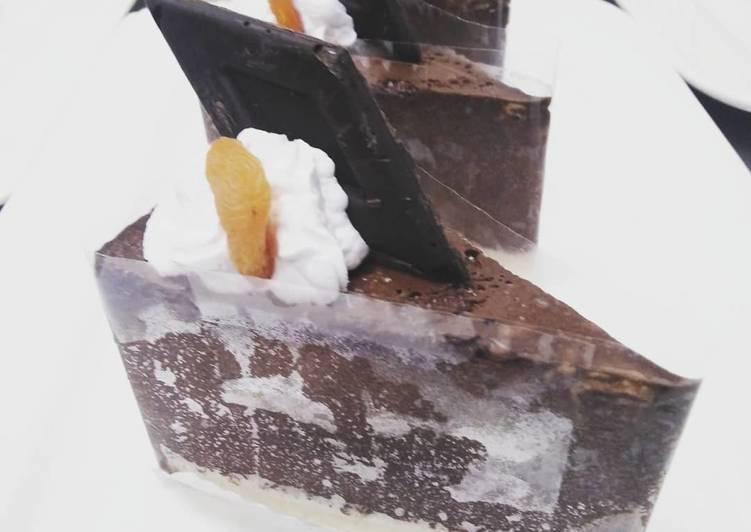 Kek coklat imperial