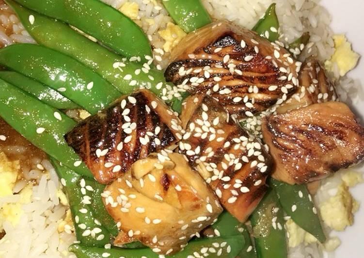 Chinese Salmon