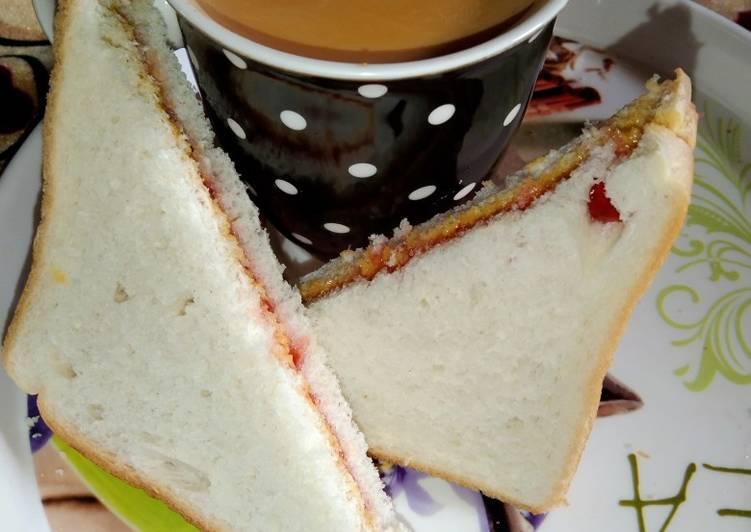 Recipe of Ultimate P&S Breakfast Sandwich