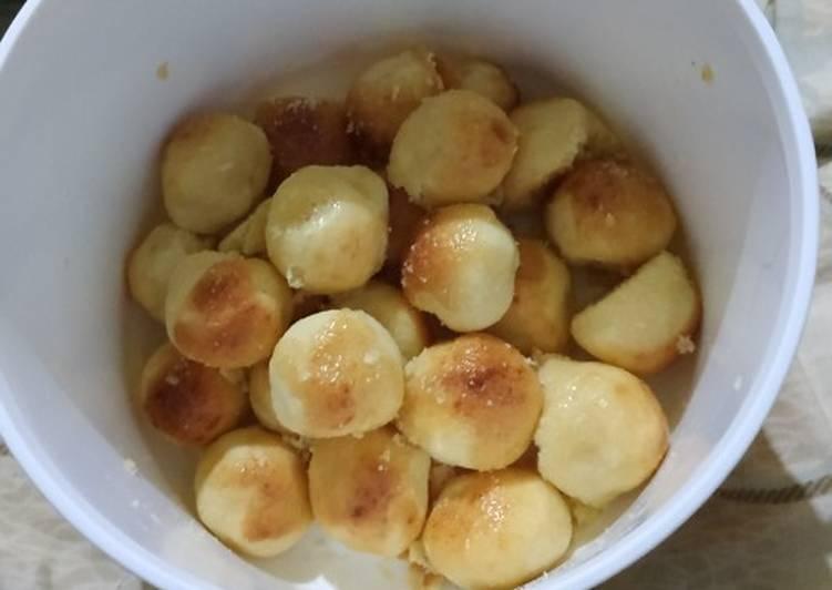 Nastar keju homemade simple anti gagal