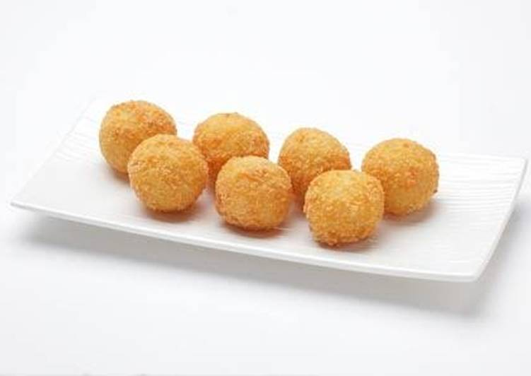 Information on How to Improve Your Mood with Food Rice flour balls