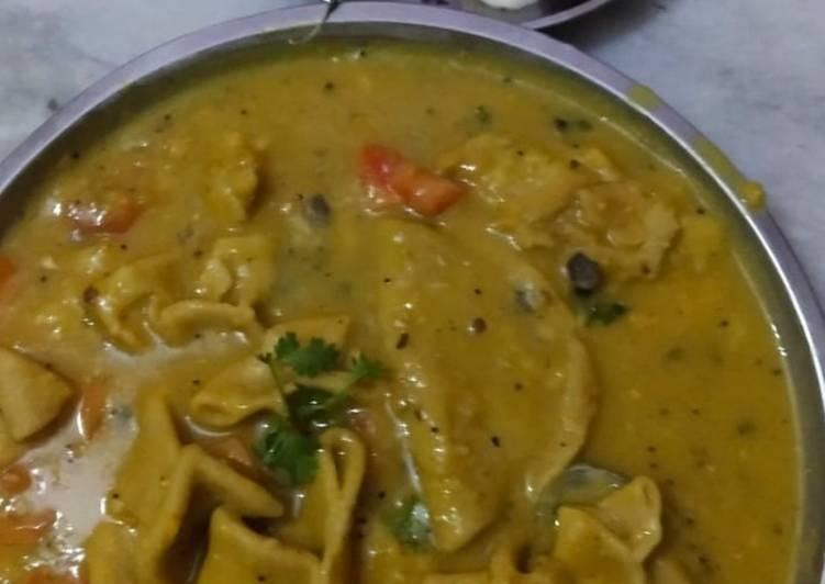 Recipe of Homemade Dal ki Dulhan