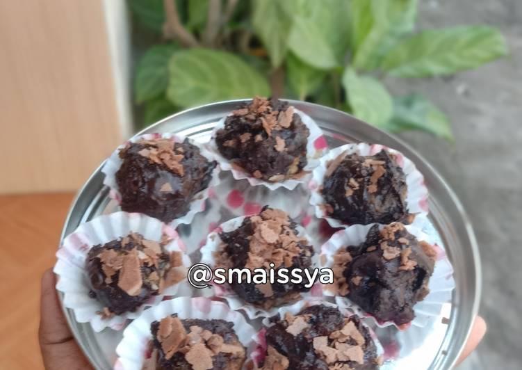 Bolu bolu coklat - cookandrecipe.com