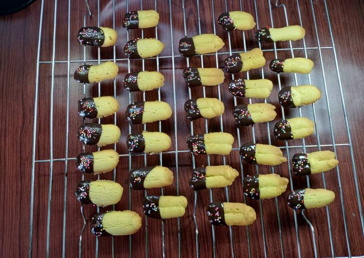 Bagaimana Membuat Kreasi Kue Lidah kucing Anti Gagal