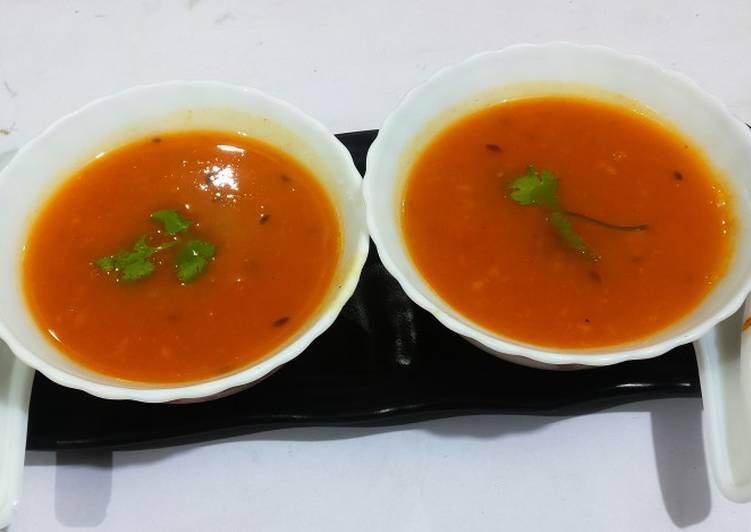 Easiest Way to Prepare Speedy Carrots & turnip soup