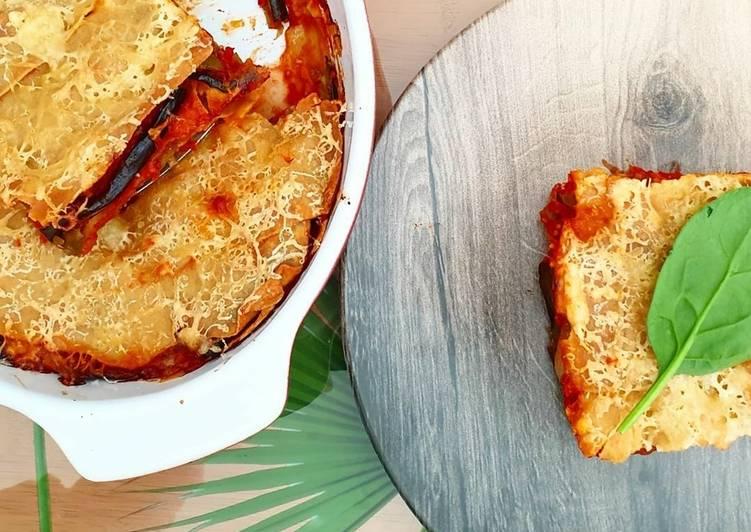 Lasagnes végétatiennes