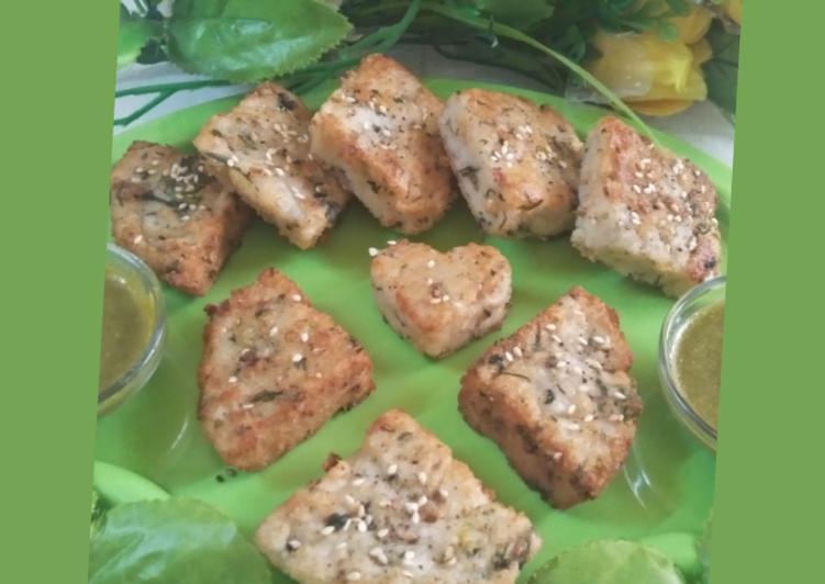 What are some Dinner Ideas Favorite Samak Rice Katli(falahari)