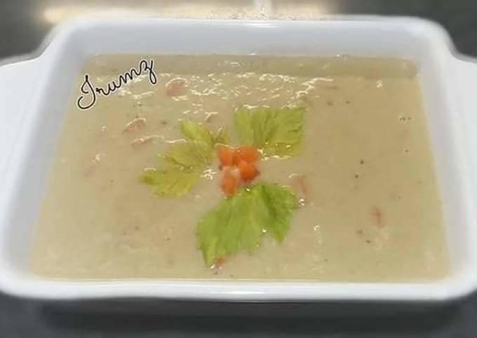 🥒🥕Celery and Carrot Soup🥕🥒