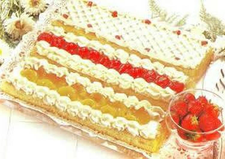 Resep Kue Tarcis Oleh Irianti Budiarti Sutisna Cookpad
