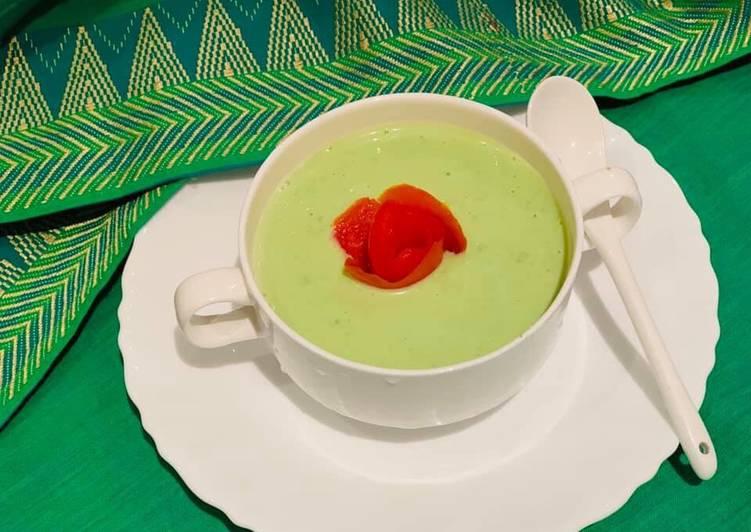 Steps to Prepare Award-winning Peas Soup