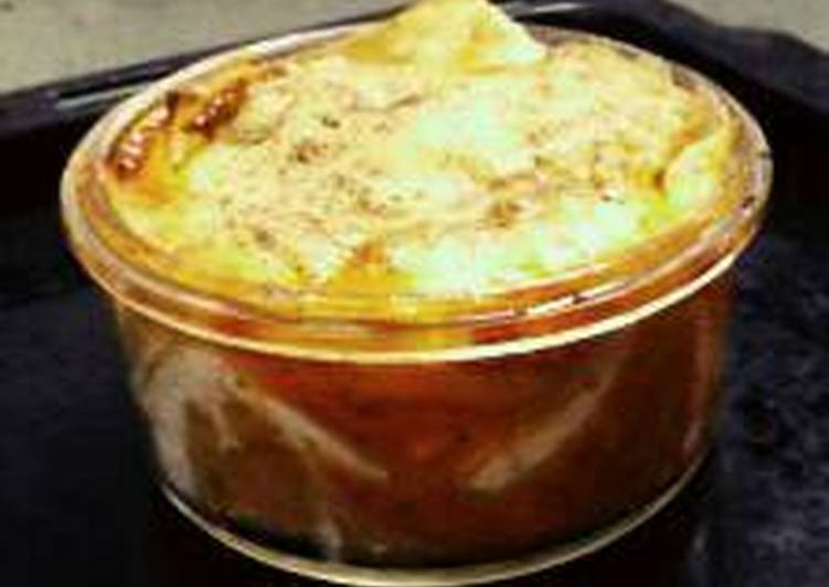 Recipe of Most Popular Vegetable AU Gratin