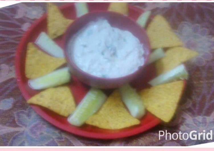Simple Way to Prepare Any-night-of-the-week Mayo Dip