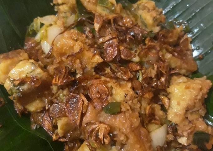 Capcay goreng simpel