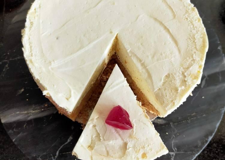 Recipe of Delicious Classic Cheese Cake (No Bake)
