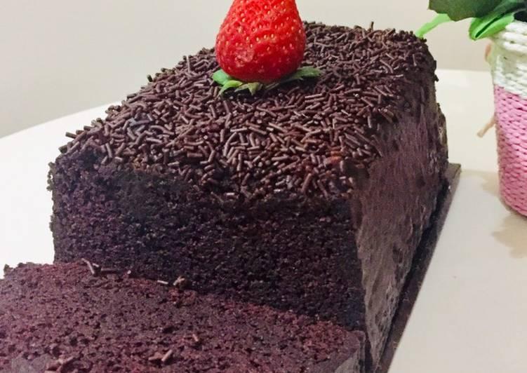 Brownies kukus coklat 🍫🍫 no mixer