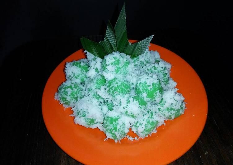 Kue Kelepon - cookandrecipe.com