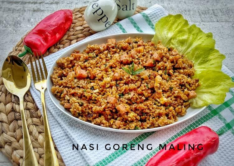 Nasi Goreng Maling NonHalal