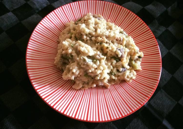 Risotto au cuiseur à riz