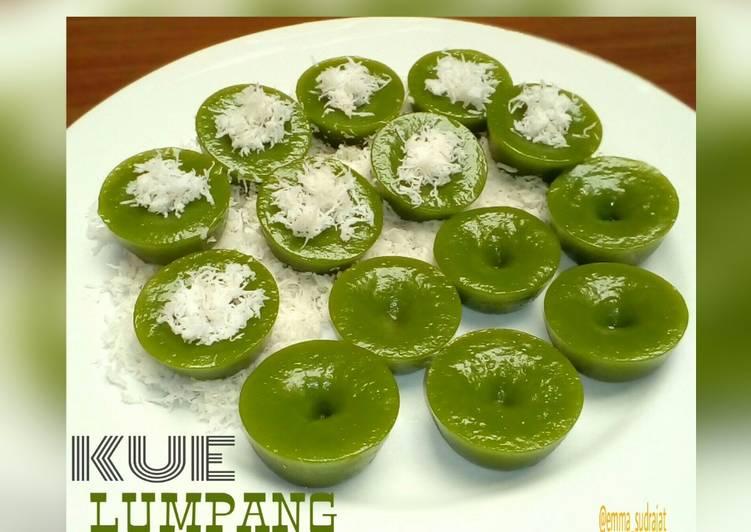 Resep Kue Lumpang Oleh Emma Sudrajat Cookpad