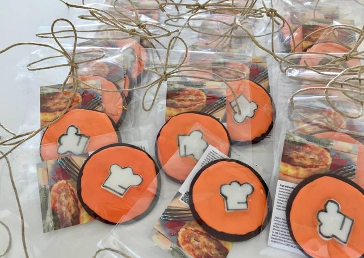 Galletas de mantequilla decoradas Cookpad