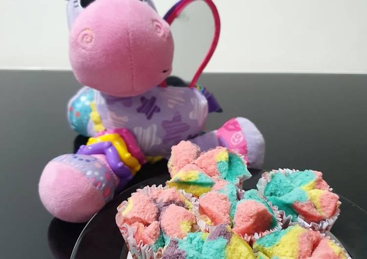 Bolu kukus unicorn
