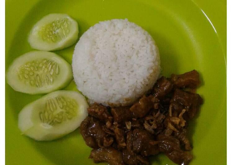 Resep Sate goreng Paling Mudah