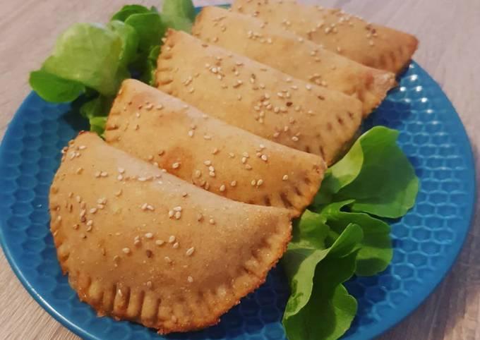 Empanadas bolognaise