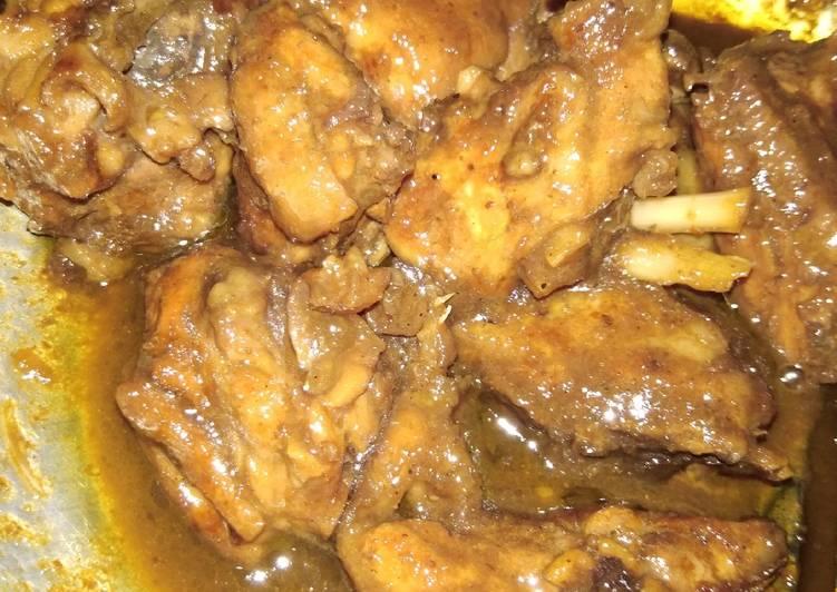 Resep Ayam Kecap Masakan Rumahan Sederhana Oleh Farida Cooking